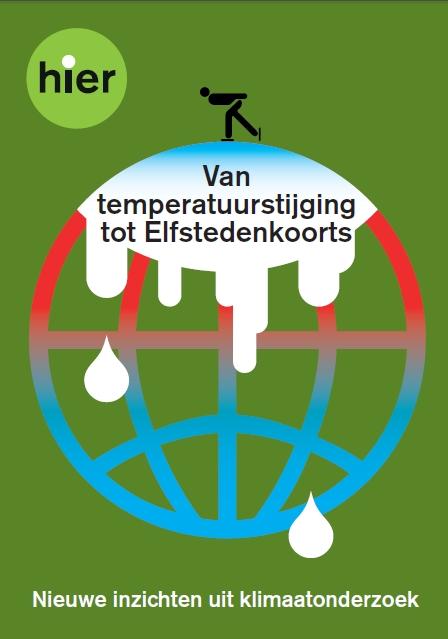 Van temperatuurstijging tot Elfstedenkoorts - nieuwe inzichten uit klimaatonderzoek.